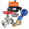 valves actuation andinterlock