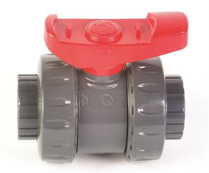 Astore Threaded D/U Ball Valve Plain With EPDM Seals