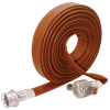 Fire Hose Wire Whipped