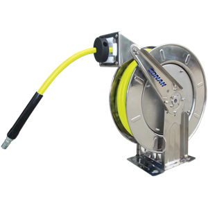 ECO High Vis Air&Water Hose Reel