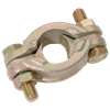 JAYMAC Zinc and Gold Passivated Clamp