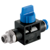 Manual Shut-Off Valves BSPT